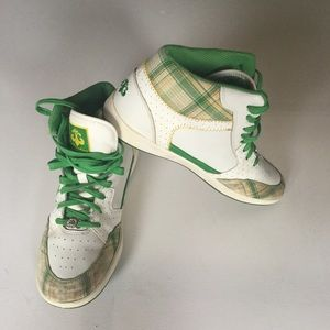 DEREON Lace Up, Hi Top Sneakers Size 9